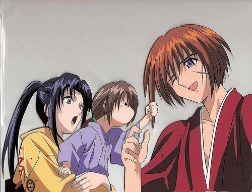 Rurouni kenshin guilty pleasure