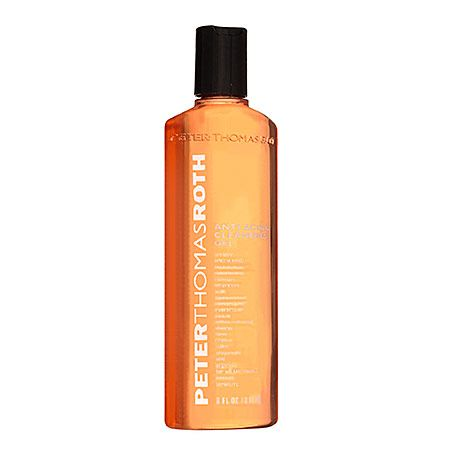 Peter Thomas Roth Anti-Aging Cleansing Gel: Shop Cleanser | Sephora