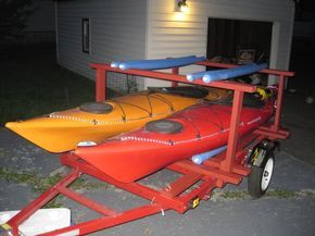 Page 5 of 5 - Build Your Own Kayak Cart Ideas - posted in Kayaking and Kayak Fishing Forum: Scott: just a little fun-poking Im sure; Id really be interested in the project of stabilizing using the tires; let us know!