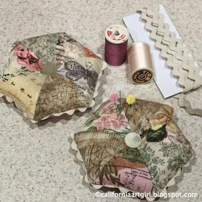 Richele Christensen: Quilt Market 2015 - Tim Holtz Eclectic Elements Fabric Projects