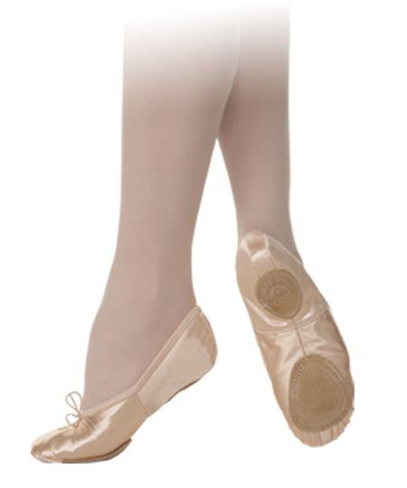 Slippers, mod.4, satin