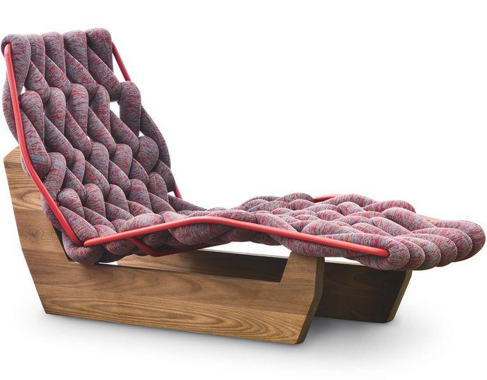 Biknit Lounge Chair by Patricia Urquiola for Moroso