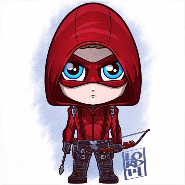 "2,622 Me gusta, 56 comentarios - lordmesa-art (@lord_mesa) en Instagram: ""Arsenal/Red Arrow/Roy Harper His new costume is sick!! Looking forward to season 3!!! ✏️✏️✏️✏️…"""