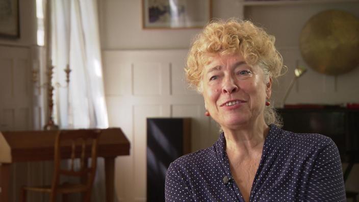 MONITOR-Interview mit Prof. Gesine Schwan, Politikwissenschaftlerin (SPD) | Bildquelle: ard