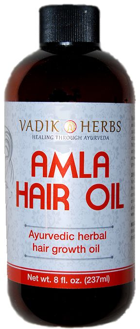 Amla Oil is a non-sticky oil which nourishes promotes hair growth.