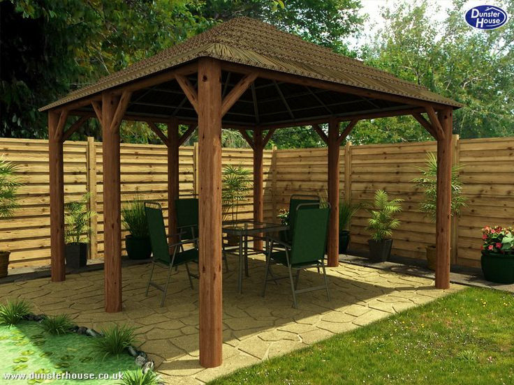 86 best images about canapy gazebo 39 s pergolas on for Simple gazebo plans