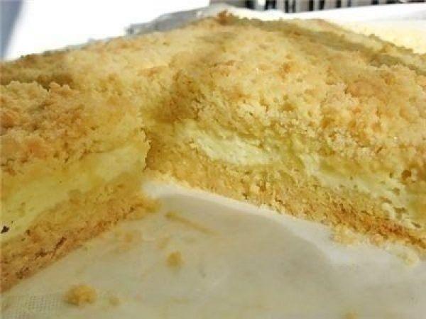 Неимоверно вкусный творожный тортик! — vkusno.co