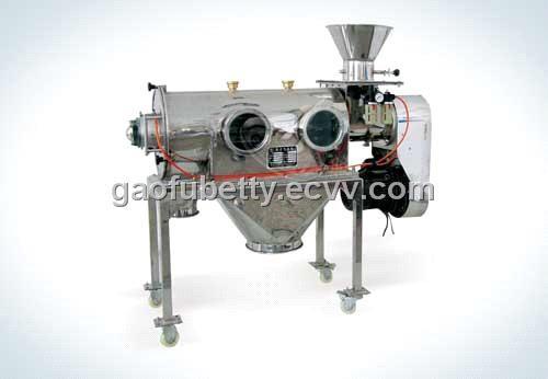 WSA Series Horizontal Airflow Sieving Machine (WSA Series) - China Airflow Sieving Machine, Gaofu