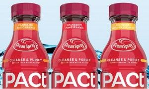 Ocean Spray PACt Cranberry Extract Water FREE at Target