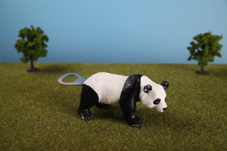 Panda Bear Opener. Leketøys/Play Again by Platou+Platou.