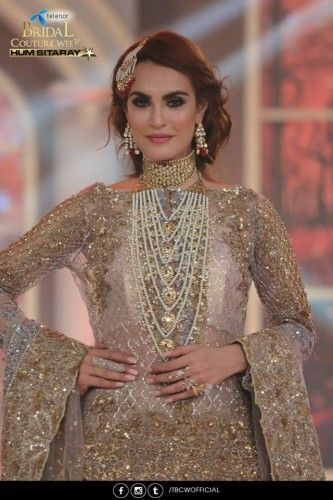 Sobia Nazir Dresses Collection 2016-2017 Telenor Bridal Couture Week (21)