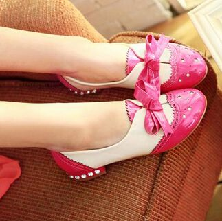 Cheap shoes hollywood, Buy Quality shoes children directly from China shoes sport shoes Suppliers:2014 new style Diamond low heels wedge pumps shoes sweet bowtie Lolita women round toe shoes comfortable shoes plus size