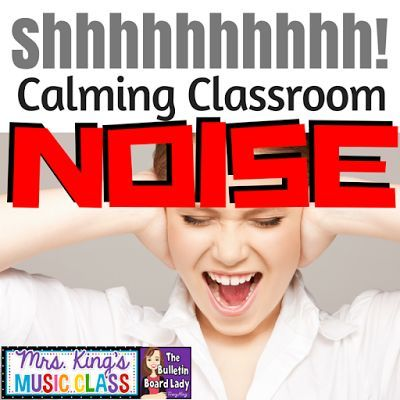 Calming Classroom Noise by Tracy King.  How did I not know of this free website before?  Simple and clever ideas for getting the attention of a noisy classroom or to just keep the noise levels down.  Great advice!