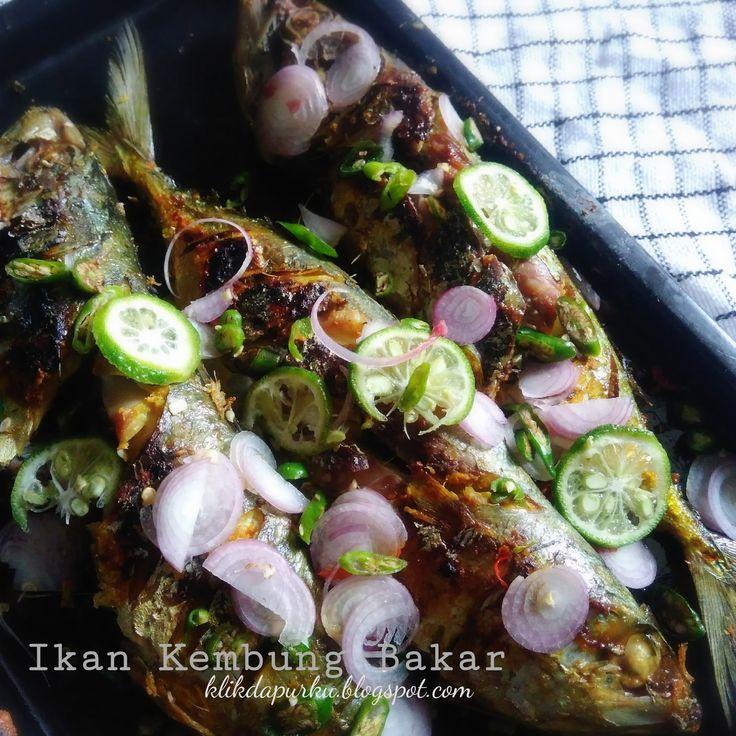 Kemaren-kemaren masak tu'um peda (khas sunda) .. ikan kembung versi ikan asinnya . Sekarang akan aku olah menjadi sesuatu masakan berbahan...