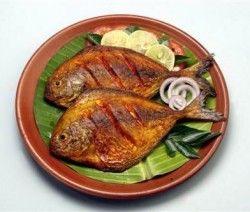 Menu-African Cuisine