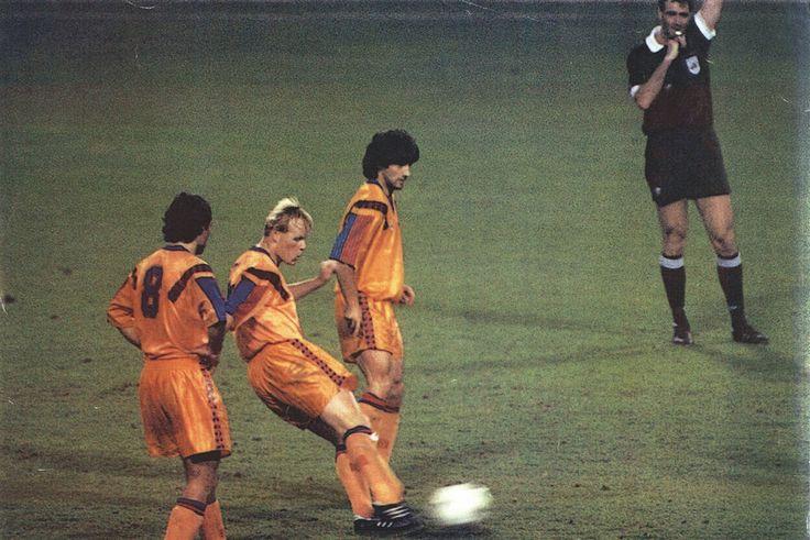 European Cup 1991/92, final   FC Barcelona 1 - 0 UC Sampdoria.