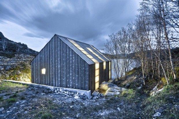 Le hangar est une caractéristique culturelle et historique des régions côtières de Norvège, où la pêche était autrefois la profession principale. Ils ont t