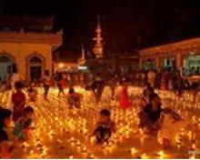 Myanmar Lantern Festival