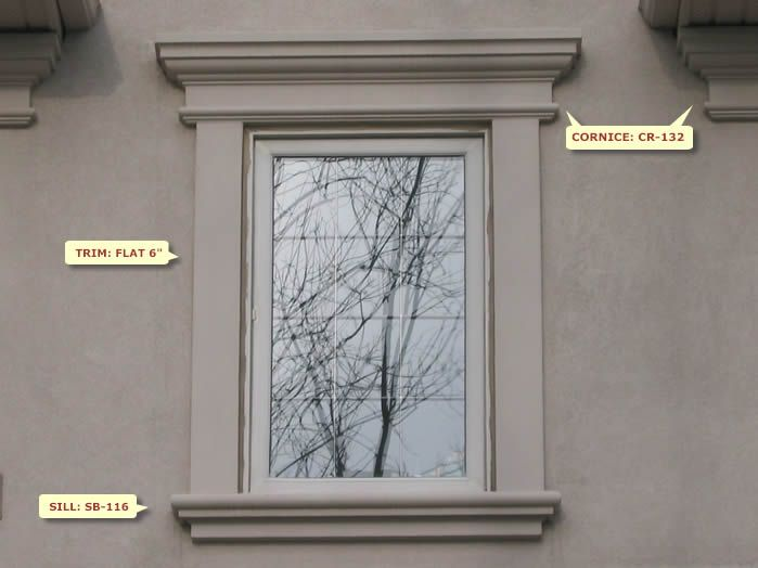 Best 25+ Window moulding ideas on Pinterest | Window ...
