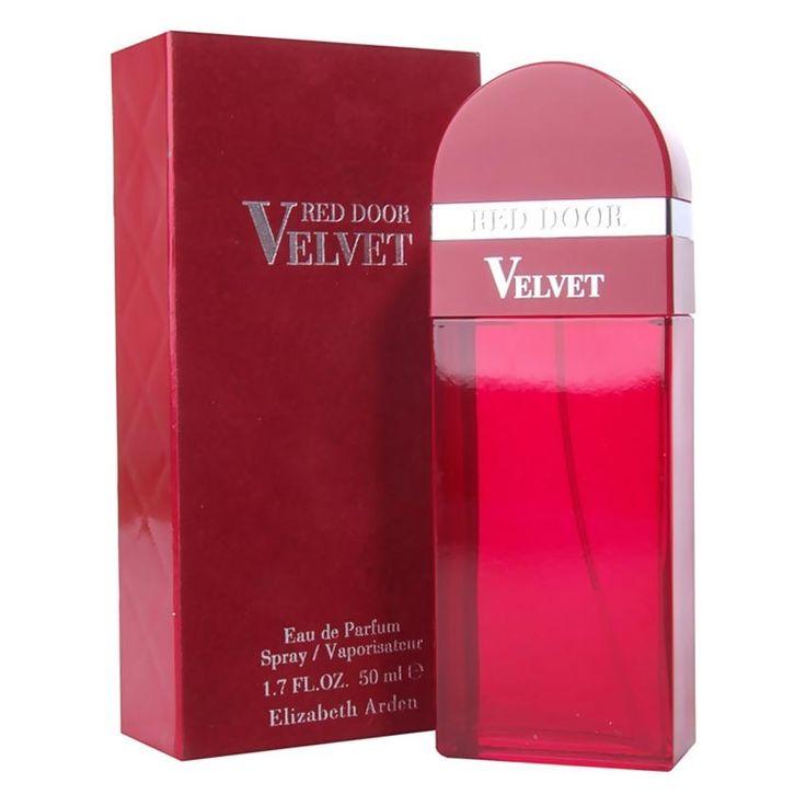 Red Door Velvet Elizabeth Arden парфюм для женщин 2006 год #elizabetharden
