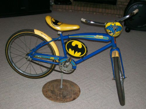 1972 AMF Batman Bike Bicycle All ORG RARE Batman Find Vintage Toy D C Comics | eBay
