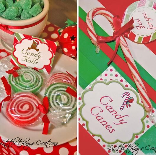 1000 Images About Christmas Candyland Party On Pinterest