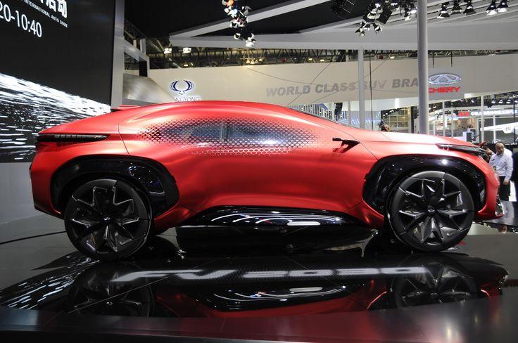 El Chevrolet FV2030 es uno de los conceptos más espectaculares de Pekín (vídeo)