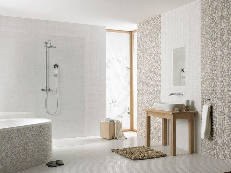 kylpyhuone - mosaiikki - moderni | ABL-Laatat
