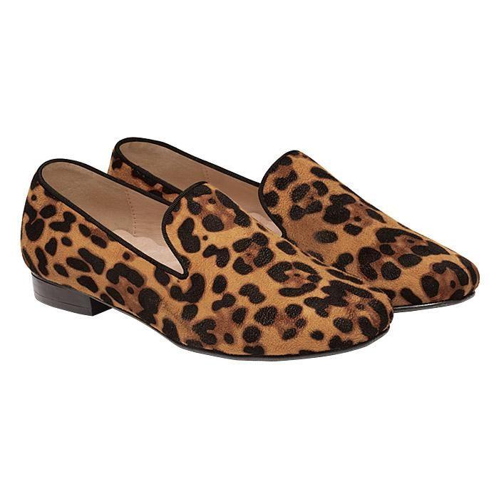 Leopard Loafer - Shop Avon Shoes online