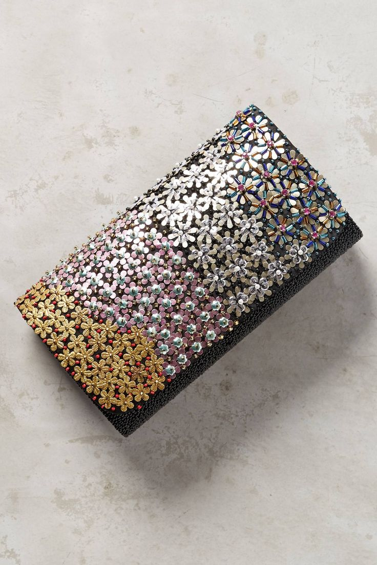at anthropologie Amaranta Clutch