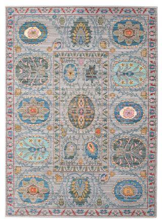 Orion - Grey rug 160x230