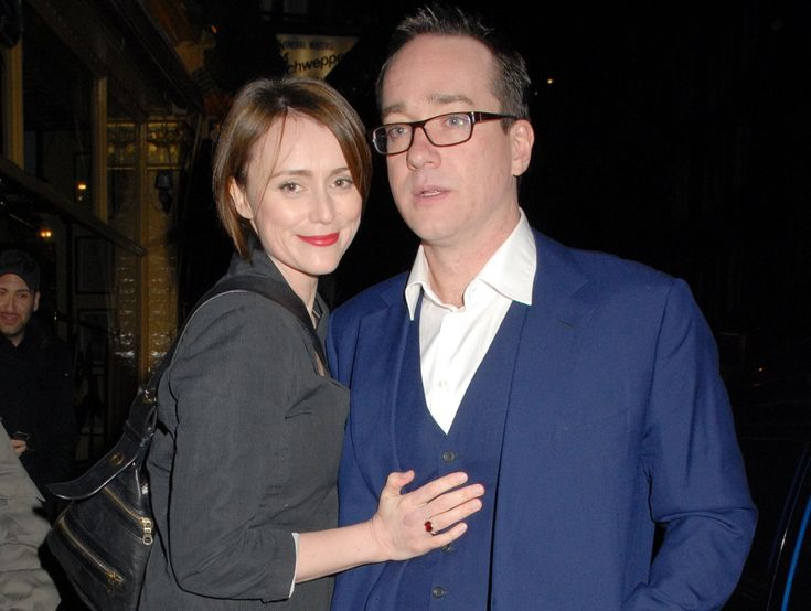 Keeley Hawes and Matthew Macfadyen, Private Lives press night held at the Vaudeville Theatre London, England - 03.03.10  Credit: WENN