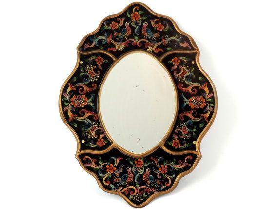 Specchio Vintage di francese / / francese di SouvenirsdeVoyages