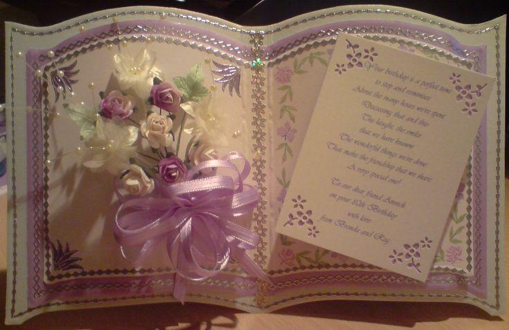 Lilac Bookatrix - Scrapbook.com