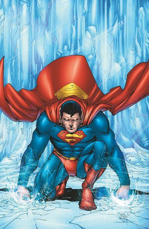 Superman by Giuseppe Comuncoli