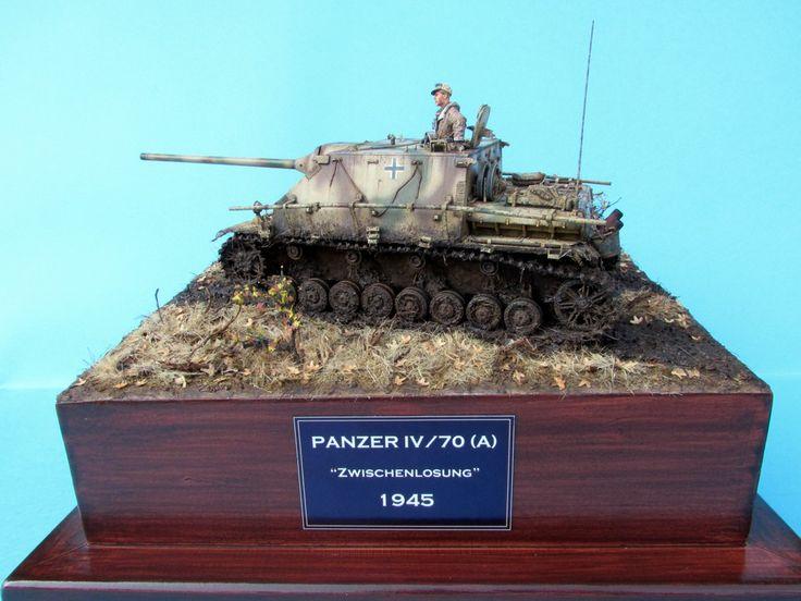 Jagdpanzer IV/70 (A) 1945 a