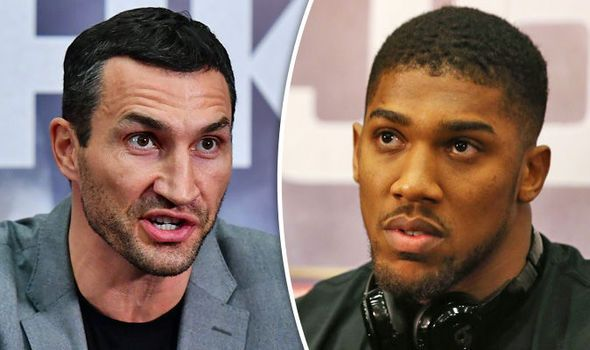 Anthony Joshua: Wladimir Klitschko is not an exciting fighter and here's how I'll beat him