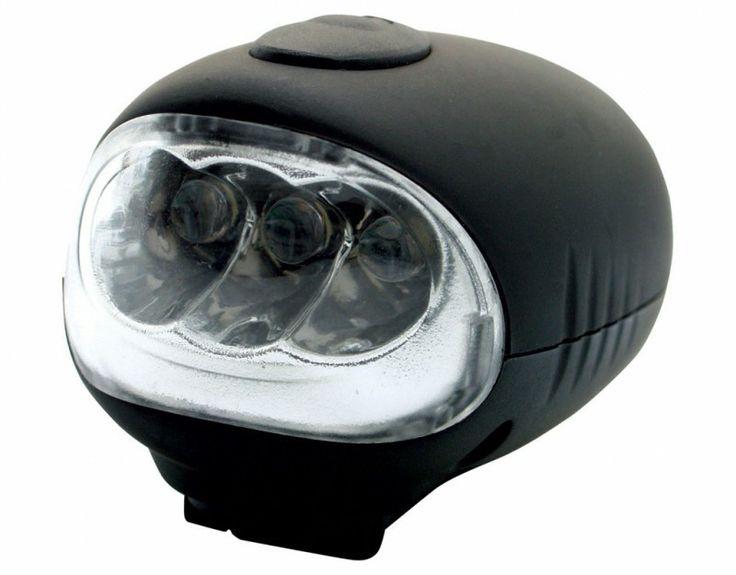 Latarka czołowa Baladeo Click Dynamo 3w1 3-LED