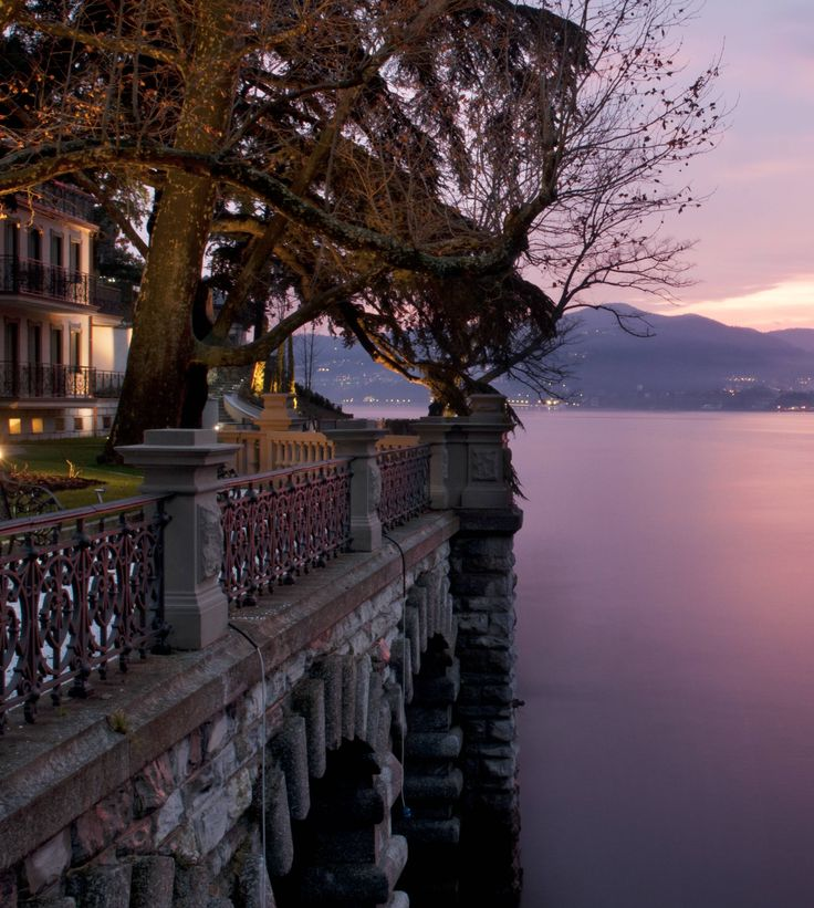 Beautiful view of Villa Gilda