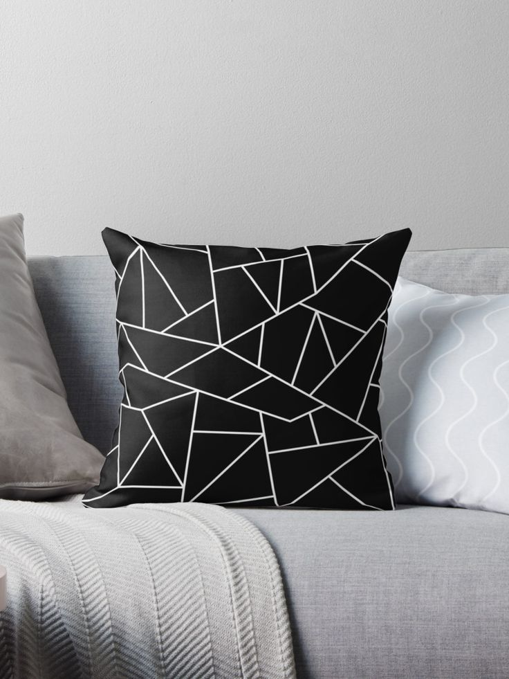 Ultimate Black White Mosaic Lines. • Also buy this artwork on home decor, apparel, phone cases, and more.