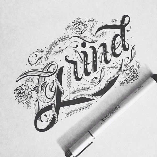 Hand Type Vol. 19 on Behance - https://www.behance.net/gallery/17062257/Hand-Type-Vol-19?utm_medium=email&utm_source=transactional&utm_campaign=project-published