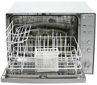 countertop dishwasher countertops compact dishwashers airstream ...