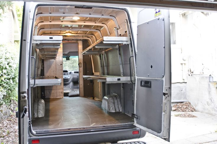 From fedex van to home the wandering woods van
