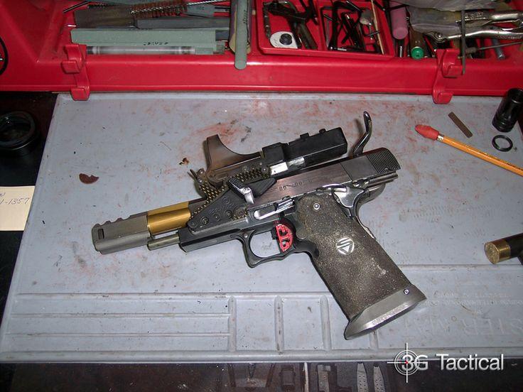 how to become a good gun shooter