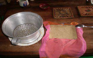 faire du savon avec de la cendre de bois