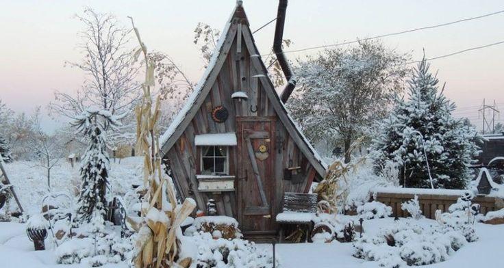 rustic cabins dan pauly rustik kulübeler 6