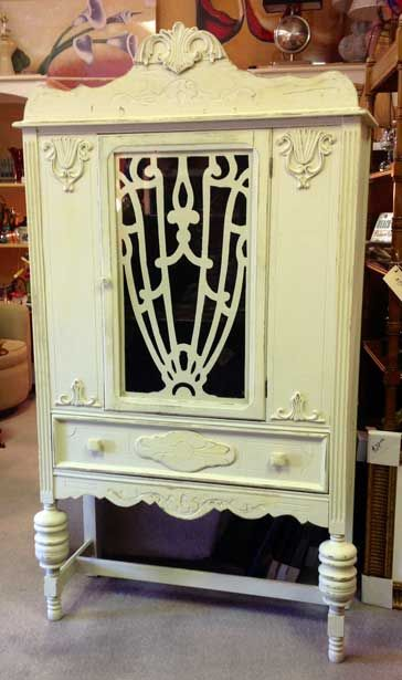 17 Best Images About Distressed China Cabinet On Pinterest