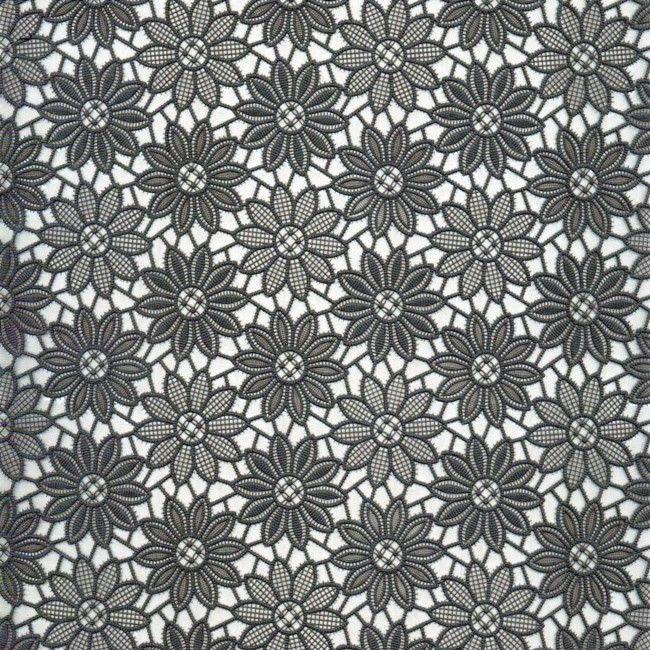 Tafelzeil+Kant+Bloemetje+Antraciet+-+Stijlvol+kanten+tafelzeil+met+bloemenmotief+in+antraciet+grijs.+De+structuur+van+het+kant+is+duidelijk+voelbaar+aan+de+bovenzijde.+Het+kanten+tafelkleed+heeft+een+waterdichte+onderkant,+ook+kruimels+e.d.+vallen+er+dus+niet+doorheen. Het+tafelzeil+is+gemaakt+van+vinyl.+Kanten+tafelzeilen+zijn+het+mooist+op+een+contrasterend+tafelblad+of+als+je+er+een+effen+tafelkleed+onder+legt.+Kleur:+Antraciet