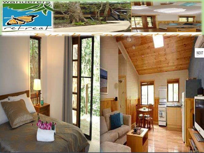 Creating little impact on the natural environment, our quality and luxurious Port Stephens holiday accommodation, like treehouses, Bush spa cottage, and ECO cottages are ideal getaway for families and couples. Wanderers Retreat is an Eco retreat, offering quality holiday accommodation, incorporating nature-friendly initiatives and facilities.