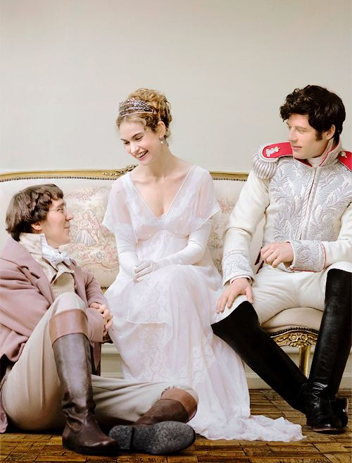 BBC's adaptation of Tolstoy's War and Peace
